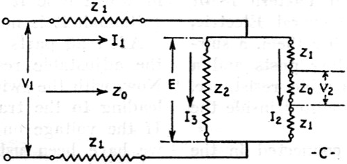 the theory and construction of attenuators  line filters