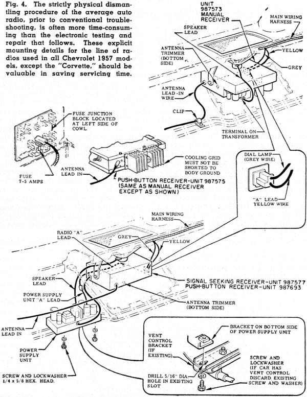 57 Chevy Radio Wiring Diagram Wiring Diagram Browse A Browse A Cfcarsnoleggio It