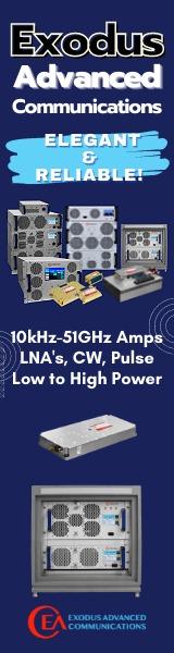 Exodus Advanced Communications Best in Class RF Amplifier SSPAs